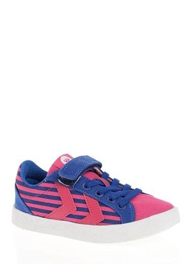 Hummel Unisex Çocuk Agoptos Spor Ayakkabı E63952-3502 Pembe